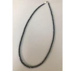 ブラックダイヤモンドの買取事例_ブラックダイヤモンド ネックレス