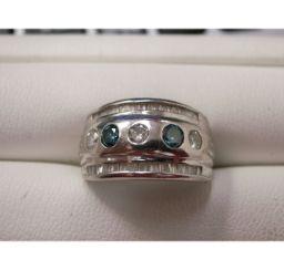 ブラックダイヤモンドの買取事例01_ブラックダイヤモンド ネックレス