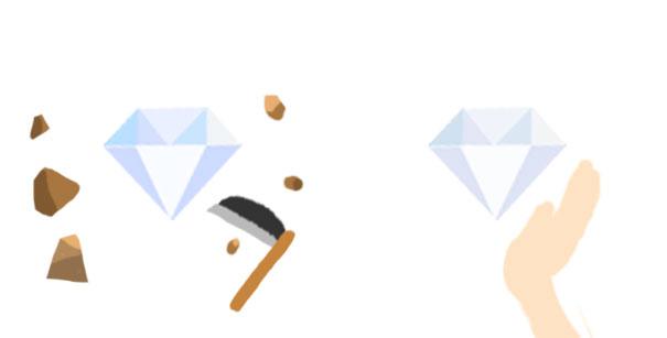 天然ダイヤモンドと人工ダイヤモンドの違い